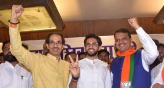 Will stick to '50-50' formula in Maharashtra: Sena
