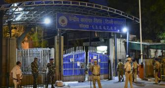 Nirbhaya convicts to be hanged in Tihar jail no 3
