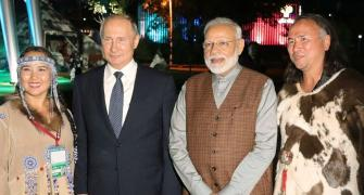 PM explains to Putin why Kashmir move was necessary