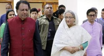 Two Faces of Bangladesh