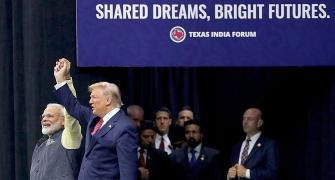 India, US a vital check on China's ambitions: WSJ