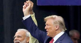 I may come: Trump on 1st NBA game in India