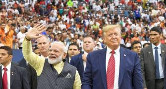 Kem Chho Trump -- India's answer to Howdy Modi event
