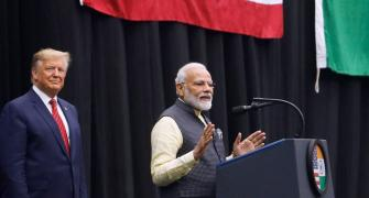 Modi's spectacular tour de force