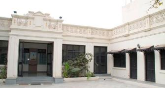 The house which transformed Mohandas to Mahatma