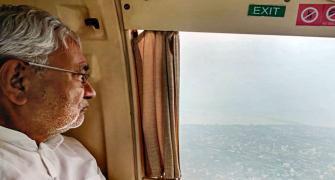 'Where was Nitish Kumar for 4 days of Patna floods?'