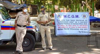 12 cops from 1 Mumbai police station test positive
