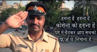 WATCH: A cop's plea to Mumbaikars