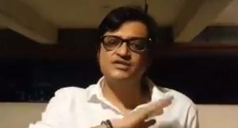 SC allows probe in initial FIR against Arnab Goswami