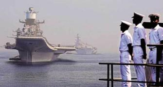 3 Naval ships sent to evacuate Indians