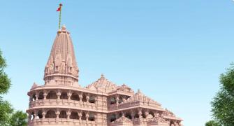 Ram temple trust received around Rs 100 cr donation