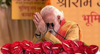 Modi's bhoomi puja speech: A masterpiece!