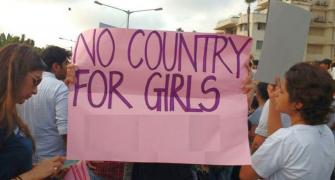 Girls stripped, forced to dance by cops in Maha