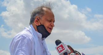 'Love jihad' coined by BJP to disturb harmony: Gehlot