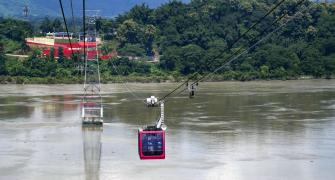Guwahati gets India's longest river ropeway
