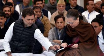 'Sonia has administered a bitter pill to Rahul'