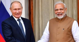 Why did a US senator warn Modi against Putin?