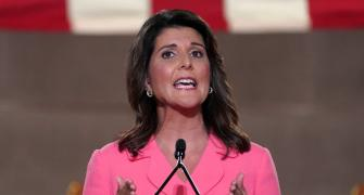 Haley invokes her Indian roots, says US is not racist