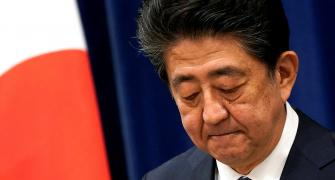 Abe Shinzo: A giant departs Japanese politics