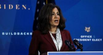 Neera Tanden credits mother for American Dream