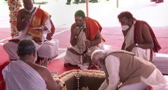 'Indian democracy faces an unprecedented challenge'