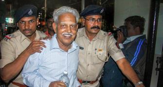 Varavara Rao allowed to furnish cash surety for bail