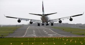 Indian families caught up in UK flight suspension