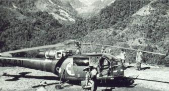 When the IAF trained Pakistani pilots!