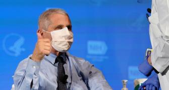 Delta variant greatest threat to US efforts: Dr Fauci