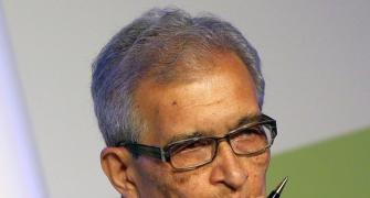 Amartya Sen thanks Mamata for support over land row