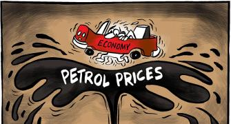Uttam's Take: Petrol price erupt