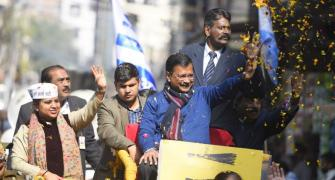 Can Kejriwal beat Modi in Delhi?