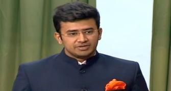 Mughal Raj not far away if... Tejasvi Surya's warning