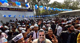Sops given by govt won polls for AAP, agree workers