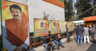 Delhi loss continues BJP's woes in assembly polls
