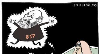 Uttam's Take: Shaheen Bagh's jolt to BJP