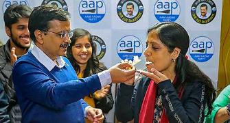 'Kejriwal didn't get into a fight with Modi'