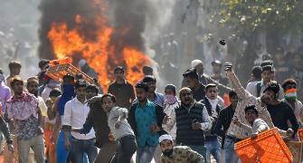 'Where was Amit Shah when Delhi was burning'