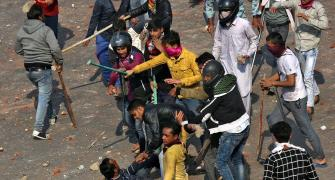 1 scribe shot at, 2 others attacked in Delhi clashes
