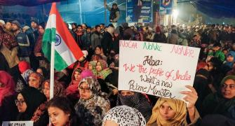 Shaheen Bagh textbook case for suppression: Prasad