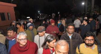 JNU teachers allege admin colluded with attackers