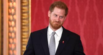 Had no other option but to step back: Prince Harry
