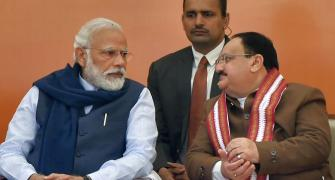 The challenges ahead for new BJP chief Nadda