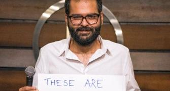 AG approves contempt proceedings against Kunal Kamra