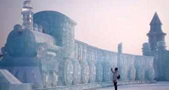 Welcome to China's Kingdom of Ice!
