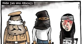 Uttam's Take: Attack JNU!