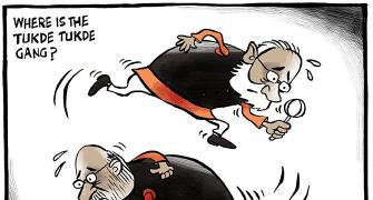 Uttam's Take: Where's the 'Tukde Tukde Gang'?