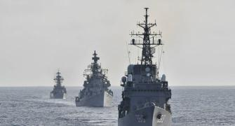 India-Japan aim to curtail China's maritime footprint