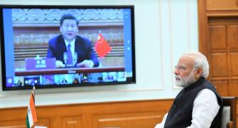 How India can counter China