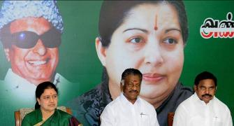 Why Sasikala factor won't matter in TN polls next year
